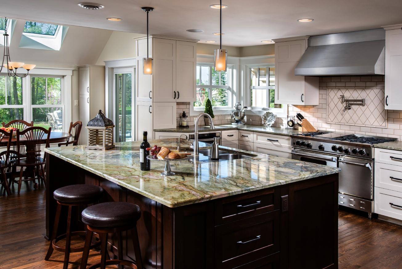 Kitchen for How much money does a interior designer make