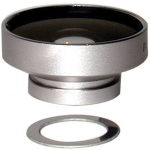 Magnetic Wide Angle Lens for Pocketcams