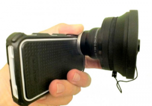 iPhone 4 wide angle lens review