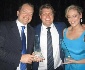 Melbourne Real Estate Wins Top Awards 2012