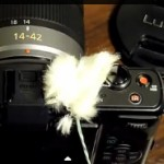 DIY Video Camera Windscreen
