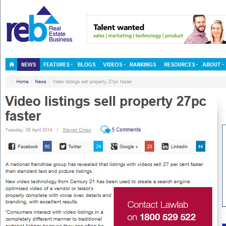 video lising sell faster