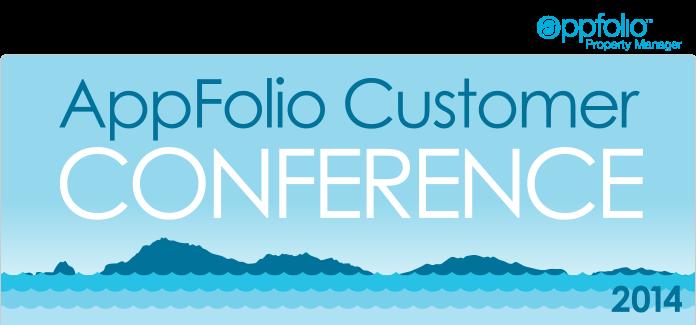Appfolio Customer Conference 2014