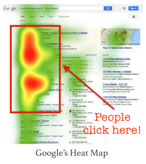 google-heat-map