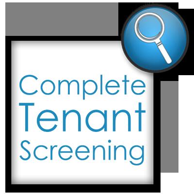 Tenant Screening Service