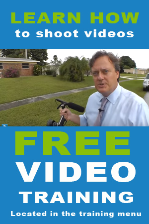 FREE Video Tour and Inspction Tour Training