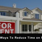 8 ways to reduce time on the market